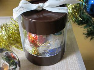 リンツチョコレートギフトボックス