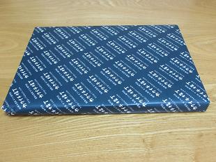 カクイチ横丁の包装紙