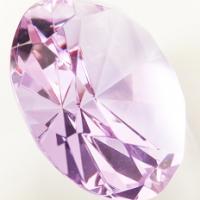 ガラスのダイアモンド