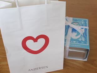 アンデルセン紙袋