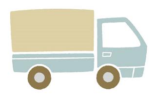 トラックイラスト
