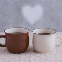 2つのコーヒー