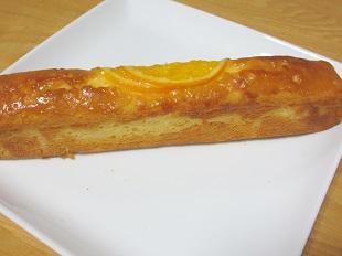 一善やオレンジパウンドケーキ