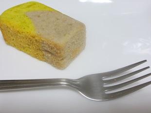 カボチャと小豆のパウンドケーキ