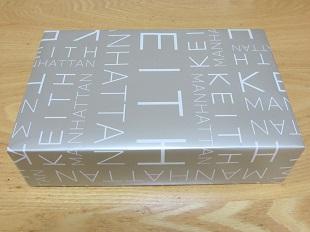 キース・マンハッタン包装紙