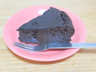 モズとケーキ