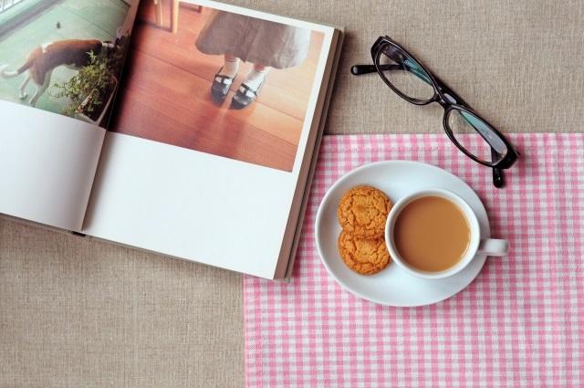 カタログギフトとコーヒー