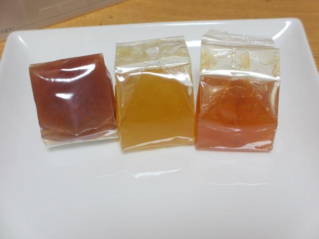 ポタジエ3種のジュレ