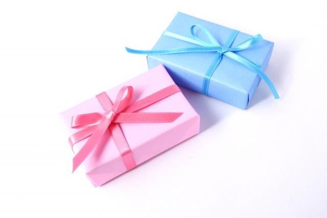 2つのプレゼント