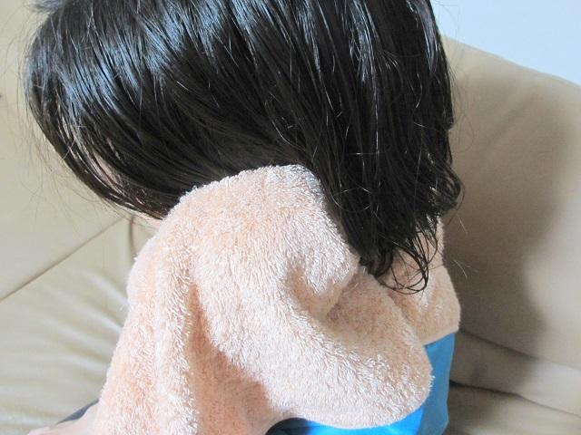 ホットマン髪